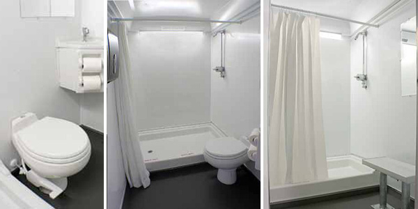 Best Restroom/Bathroom Trailer Rentals in Wake Forest NC